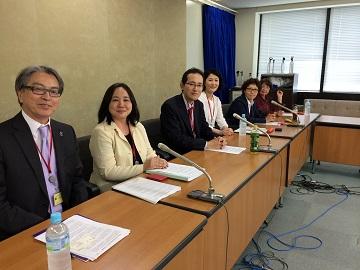 一般社団法人全国がん患者団体連合会(全がん連)発足に関する記者会見