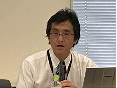 吉田輝彦氏(国立がん研究センター研究支援センター長)