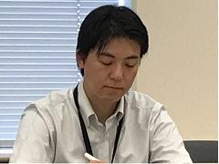 丹藤昌治氏(厚生労働省健康局がん・疾病対策課がん対策推進官)