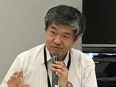 若尾文彦氏(国立がん研究センターがん対策情報センター長)
