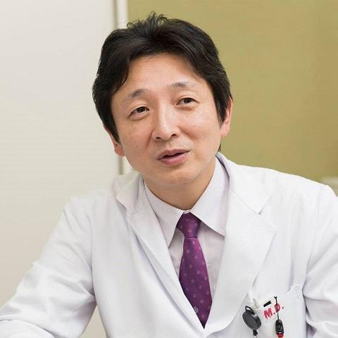 佐々木治一郎先生(北里大学集学的がん診療センター長)