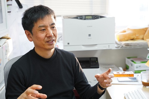 平井啓先生(大阪大学大学院人間科学研究科准教授)